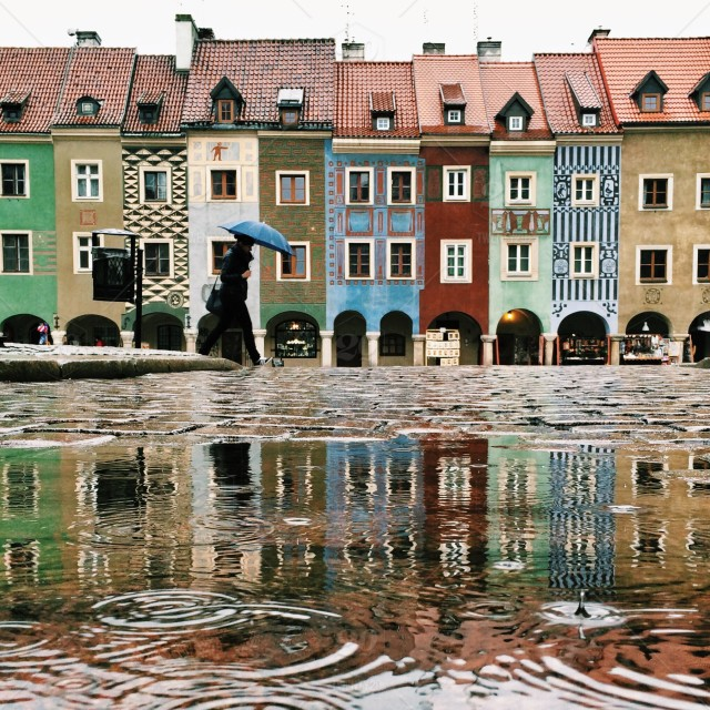 Nie ma chętnych na remont płyty Starego Rynku w Poznaniu