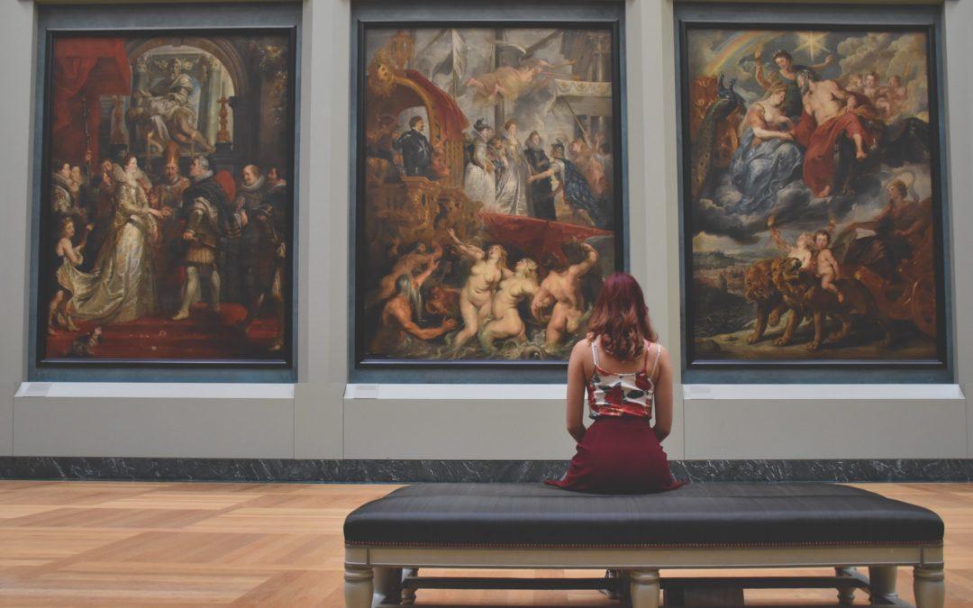 Bożenki w Muzeum Narodowym