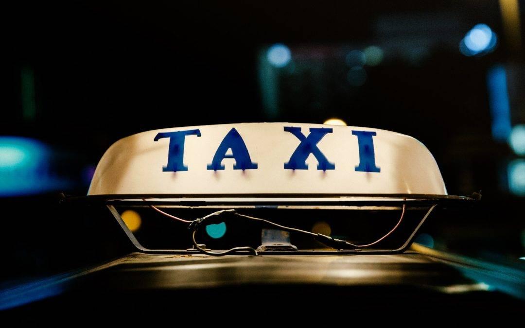 Pogrom poznańskich taksówkarzy