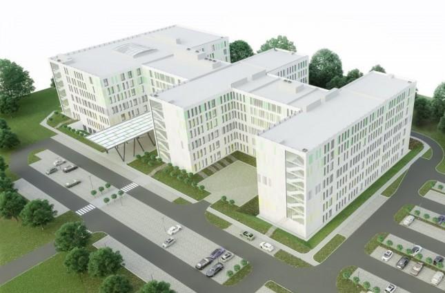 Wiadomo kto zbuduje nowy szpital dziecięcy w Poznaniu