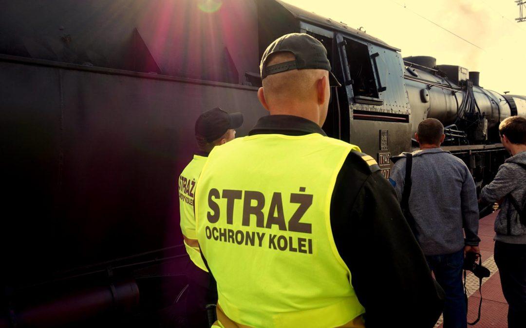 Nożownik na dworcu PKP w Poznaniu