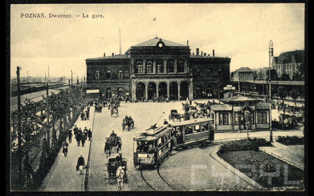 Zobacz Poznań z 1939 r. Poznańskie tramwaje sprzed lat