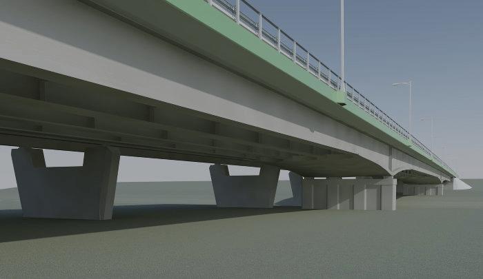Most Lecha od czwartku otwarty!