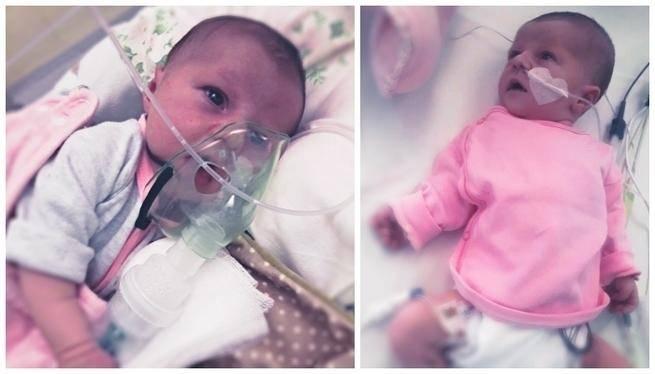 Tragiczna sytuacja malutkiej Marianki. Potrzebne 200 tys. na operację