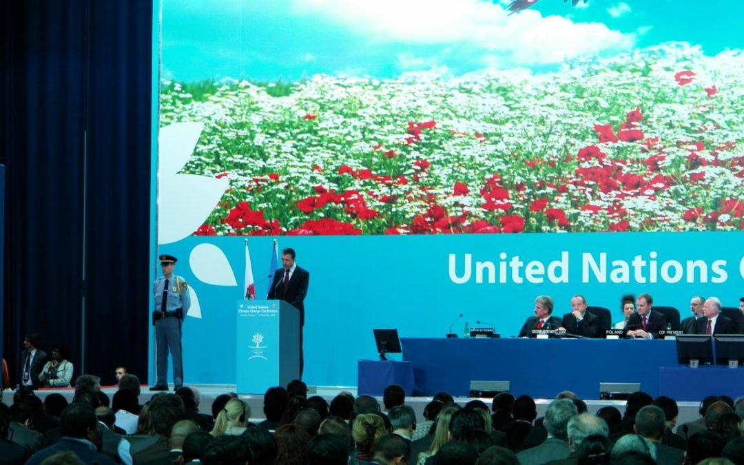 MTP zorganizują konferencję ONZ ale w Katowicach