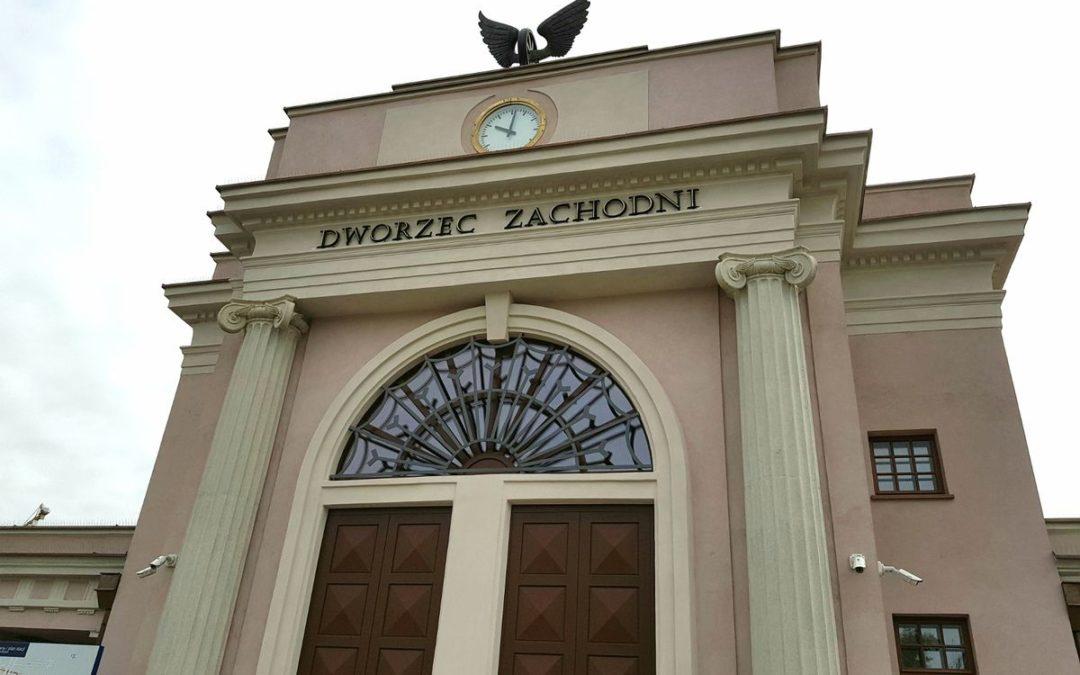 Dworzec Zachodni w Poznaniu otwarty