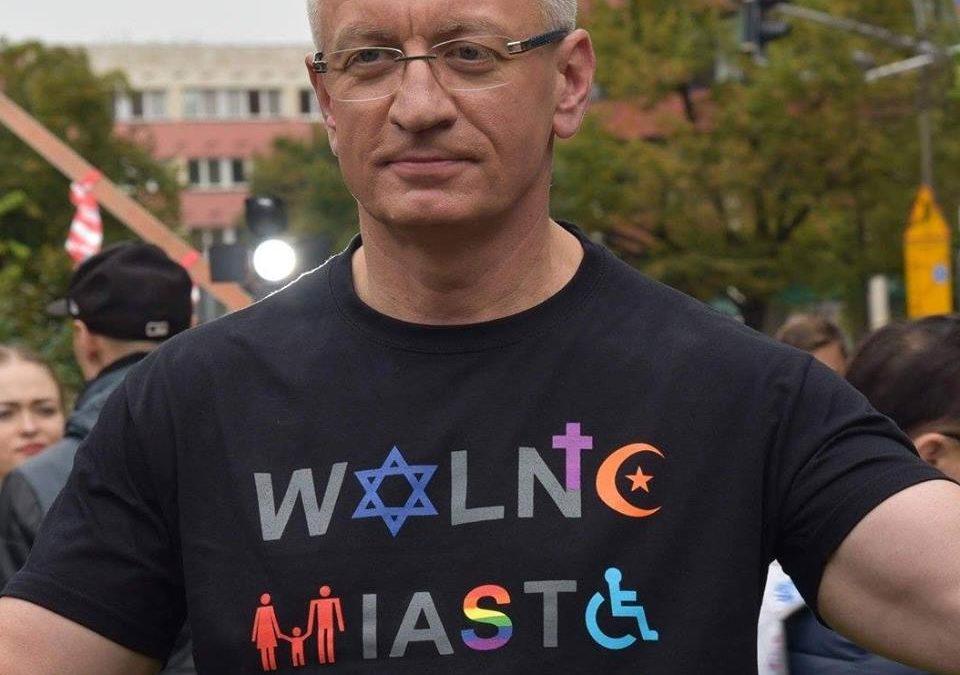J. Jaśkowiak: 13 października pójdźmy zagłosować