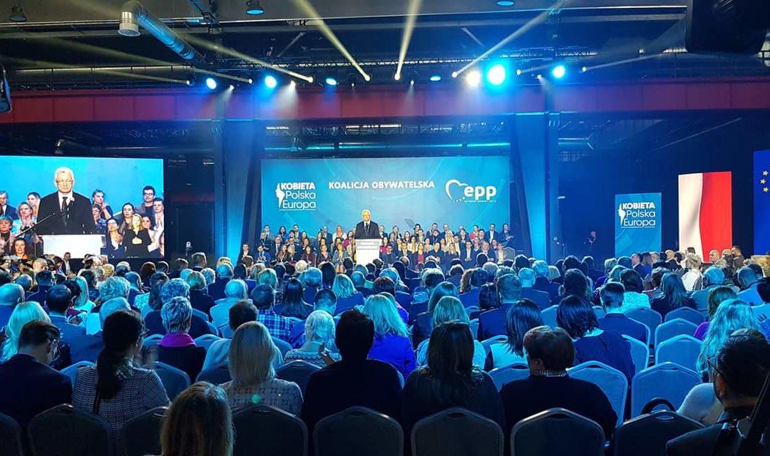 Jaśkowiak:testament Adamowicza to wygranie wyborów