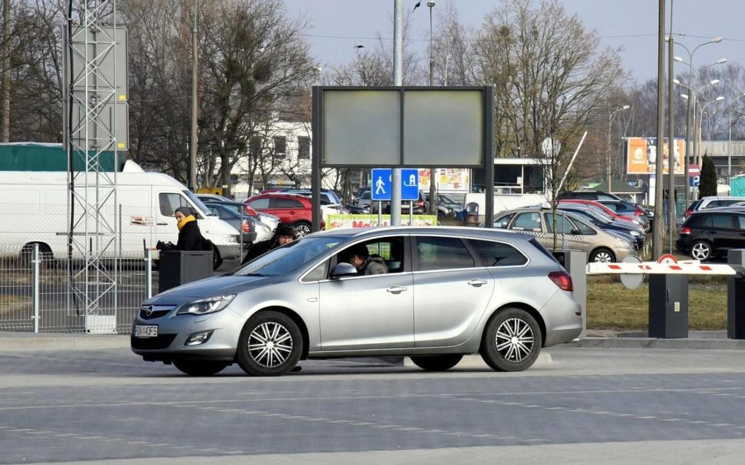 Będą nowe parkingi Park&Ride