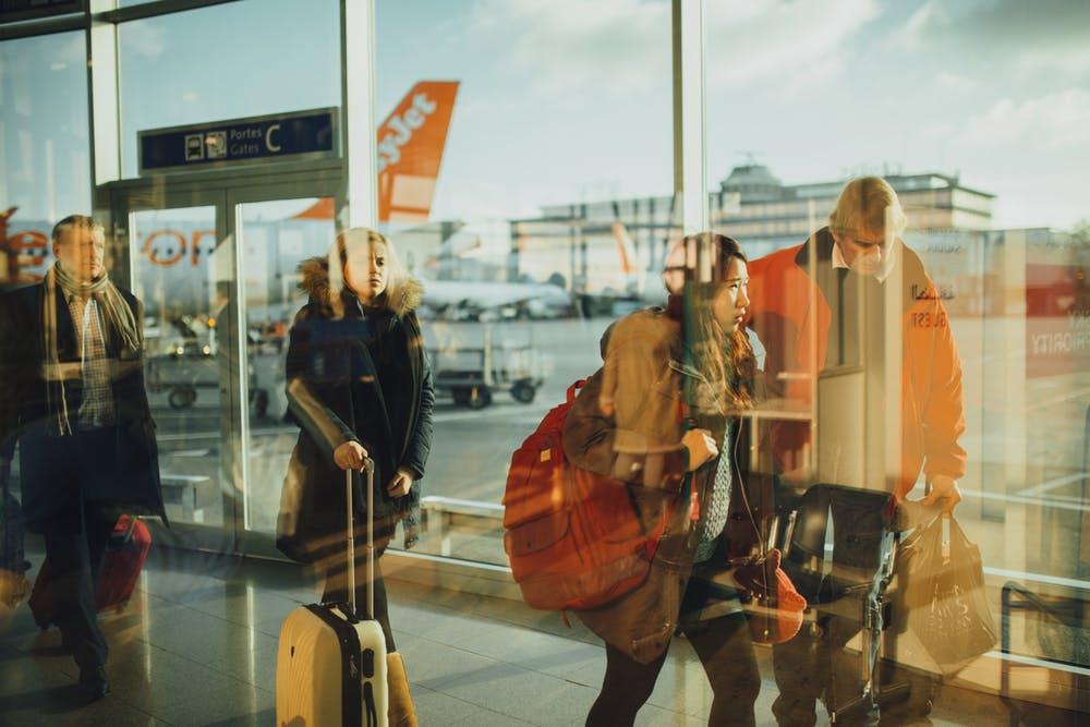 Pierwszy lot czyli jak odnaleźć się na lotnisku