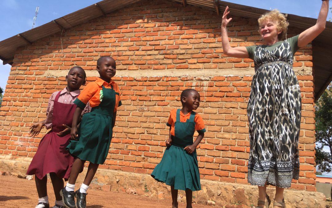 Łejery zbierają na szkołę w Tanzanii