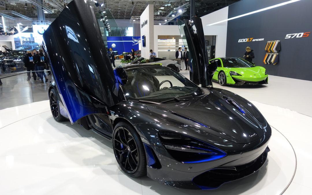 Targi Motor Show przełożone na przyszły rok