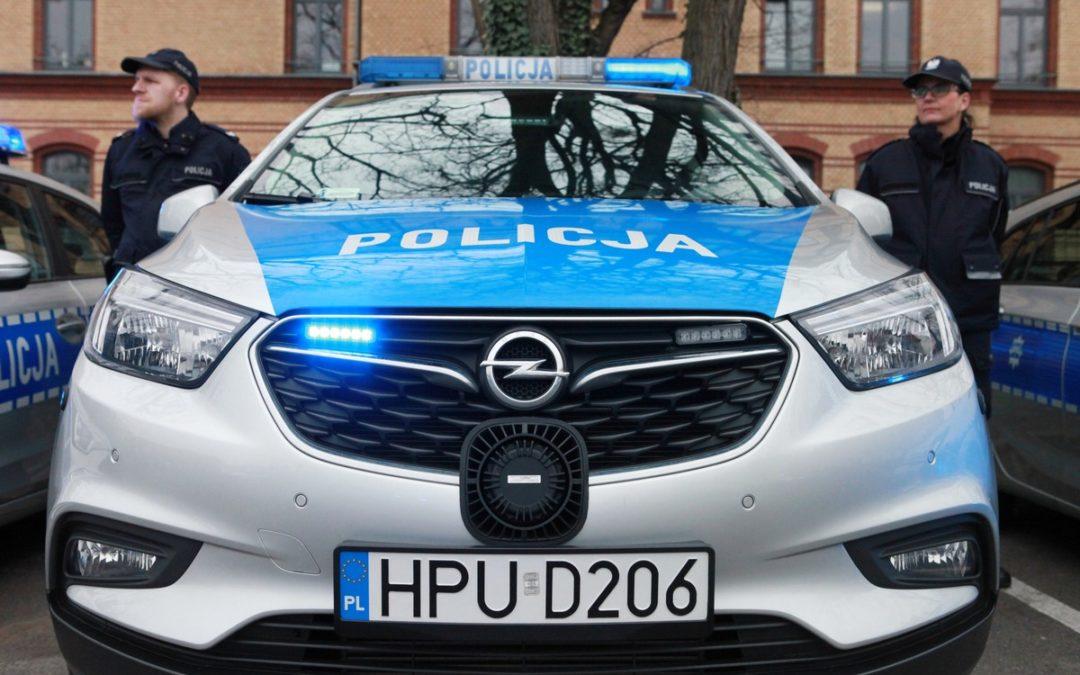Flota poznańskiej policji coraz większa