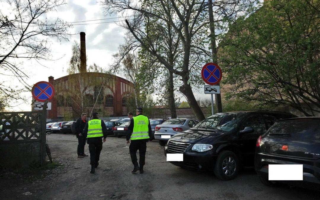 Zmiany w parkowaniu na ul. Ewangelickiej