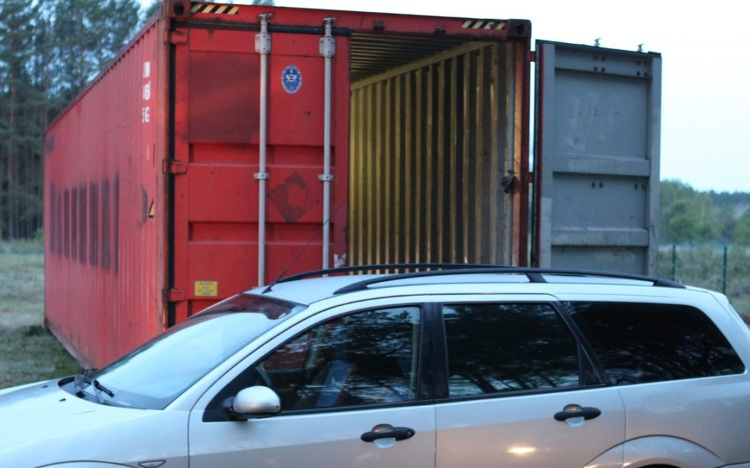Złodzieje aut zatrzymani (video)
