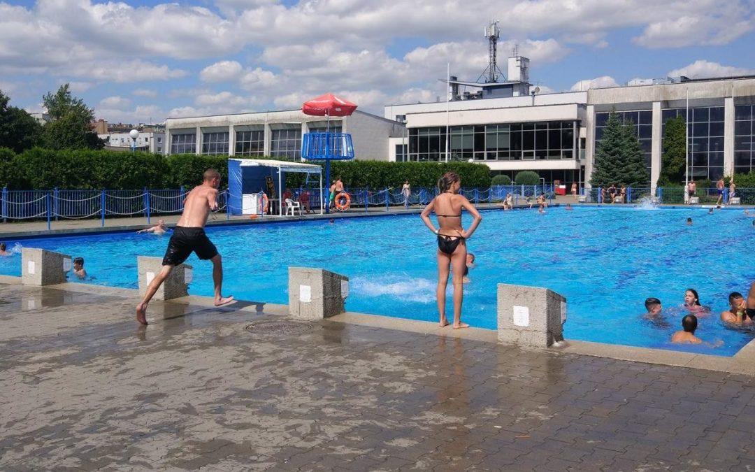 Rusza sezon kąpielowy