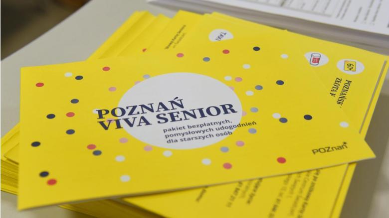 Darmowa usługa kosmetyczna dla poznańskich seniorów