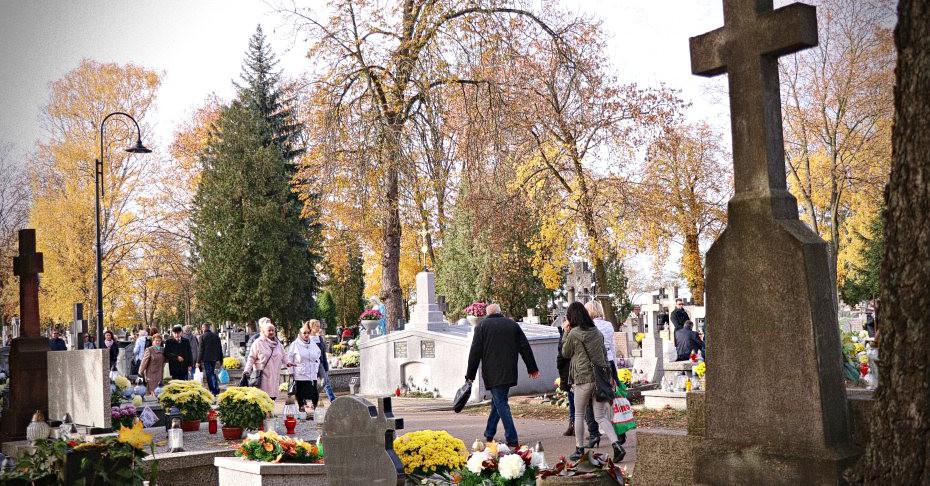Duże podwyżki za usługi na cmentarzach komunalnych w Poznaniu