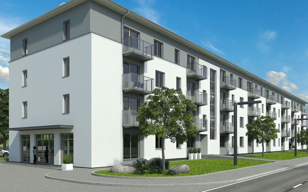 Nowe mieszkania komunalne