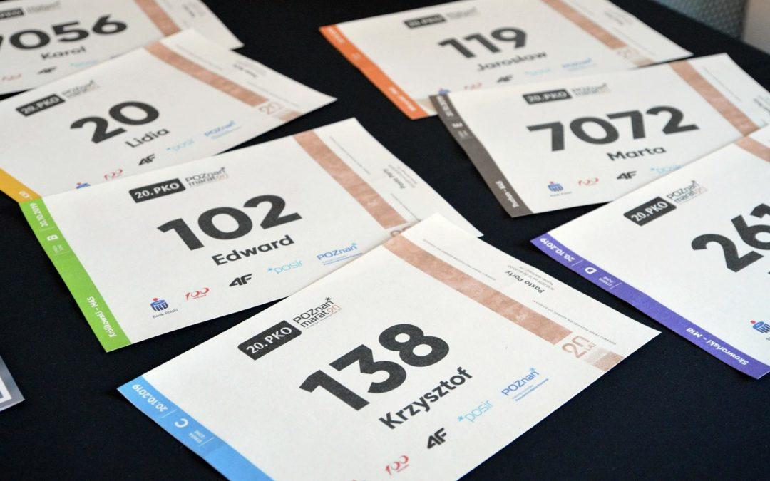 20. PKO Poznań Maraton
