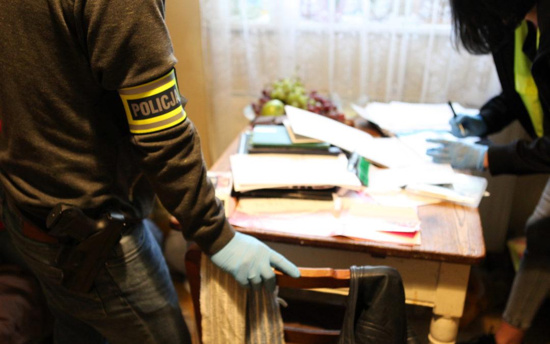 Policjanci zlikwidowali gang handlujący ludźmi (video)
