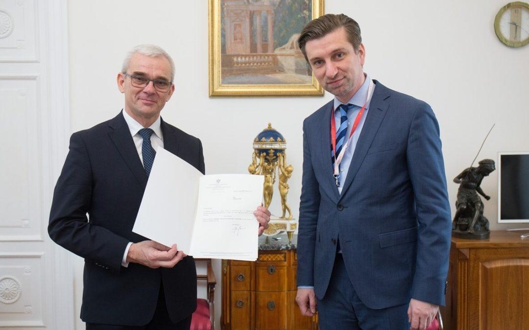 Łęcki dyrektorem Muzeum Narodowego w Poznaniu