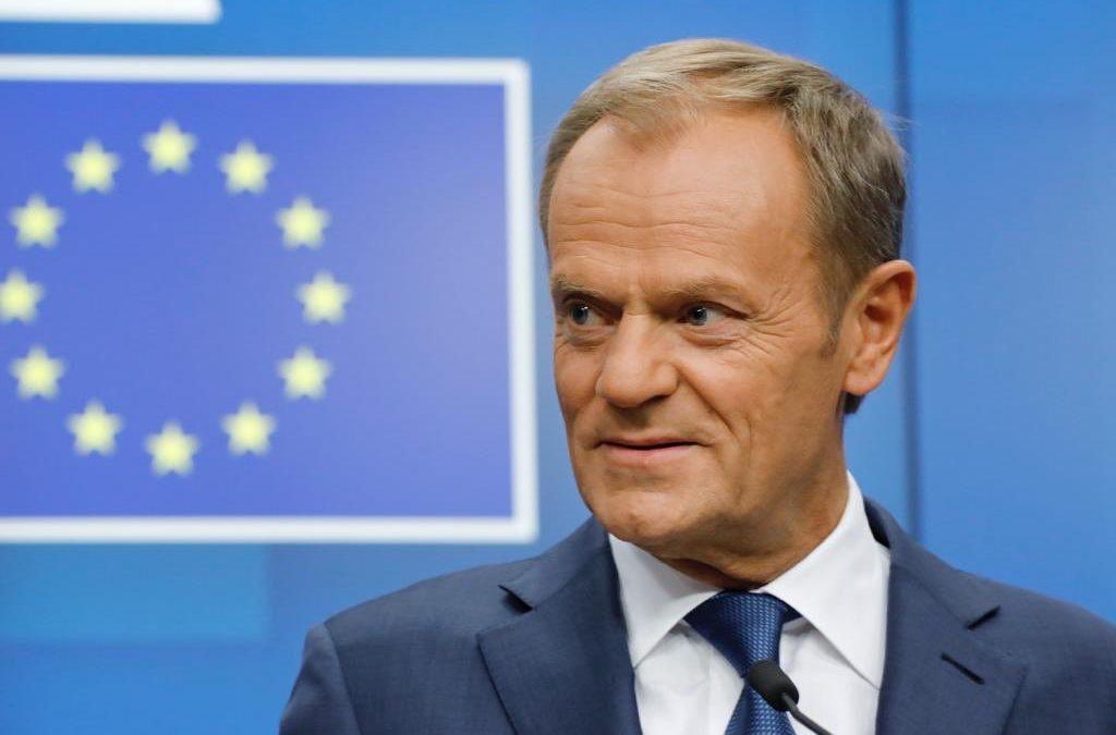 Kraj : Donald Tusk ogłosił swoją decyzję w sprawie kandydowania