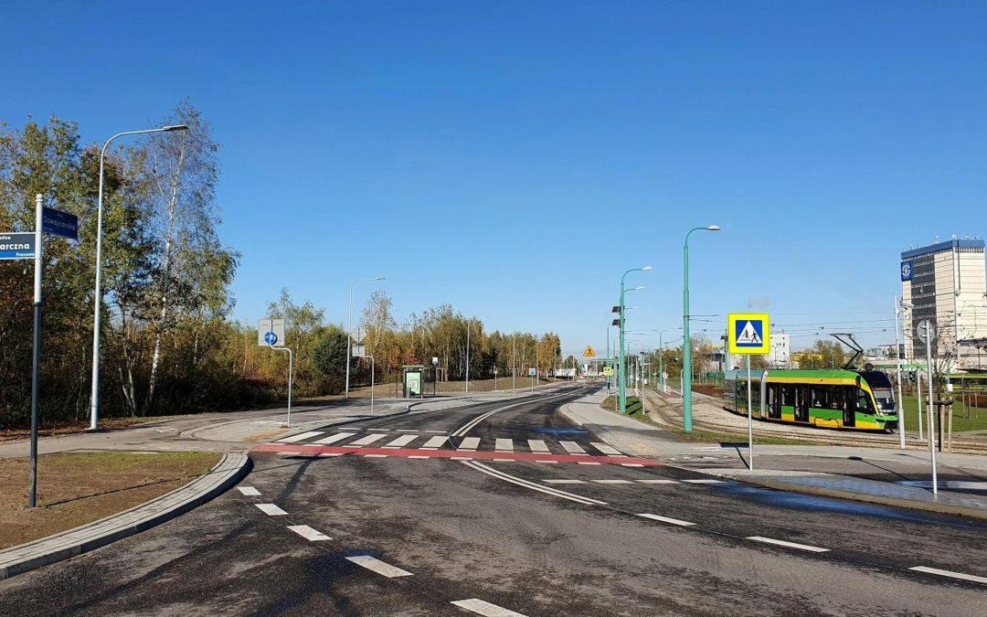 Budowa ul. Folwarcznej zakończona