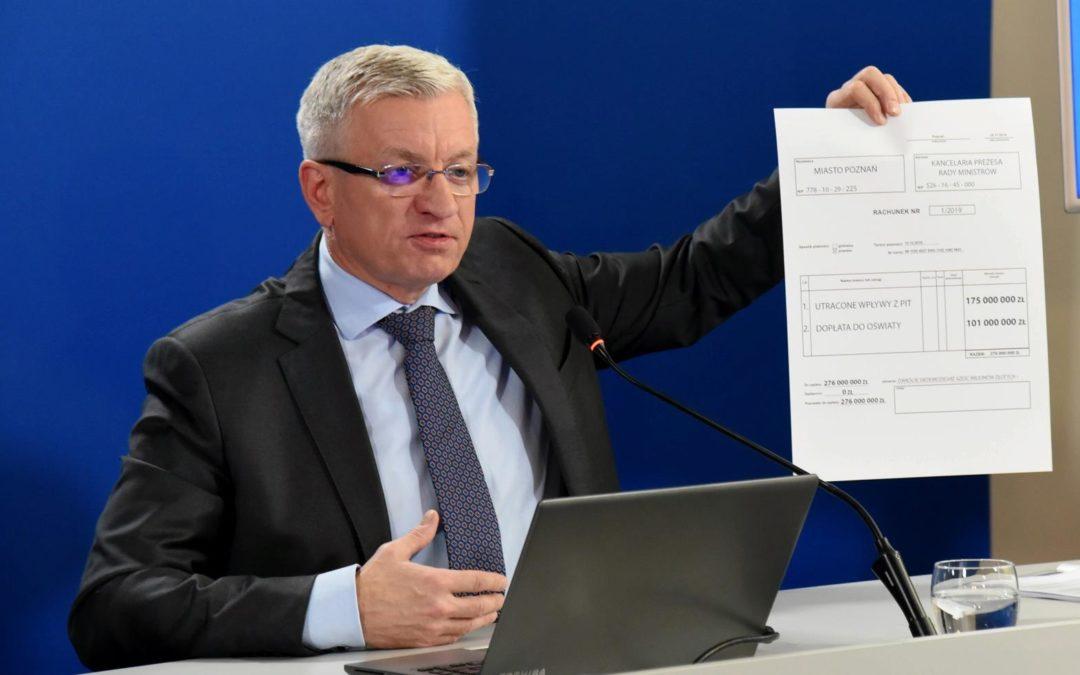 Budżet Poznania – podwyżki dla mieszkańców