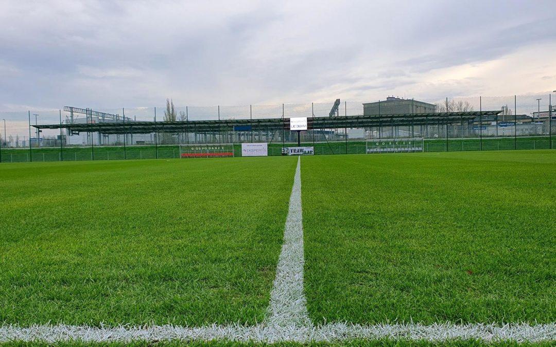 Stadion przy ul. Harcerskiej zmodernizowany
