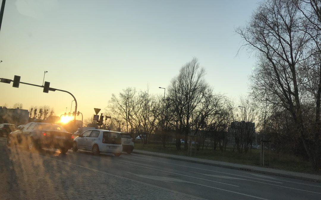 Korki Poznań – poważna awaria świateł