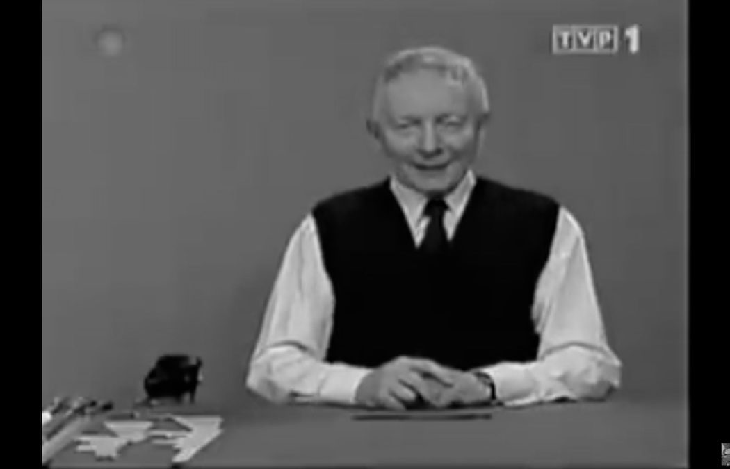 """Zmarł Adam Słodowy, twórca programu """"Zrób to sam"""""""