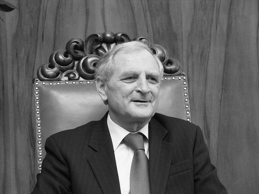 Zmarł prof. Stanisław Lorenc — były Rektor UAM