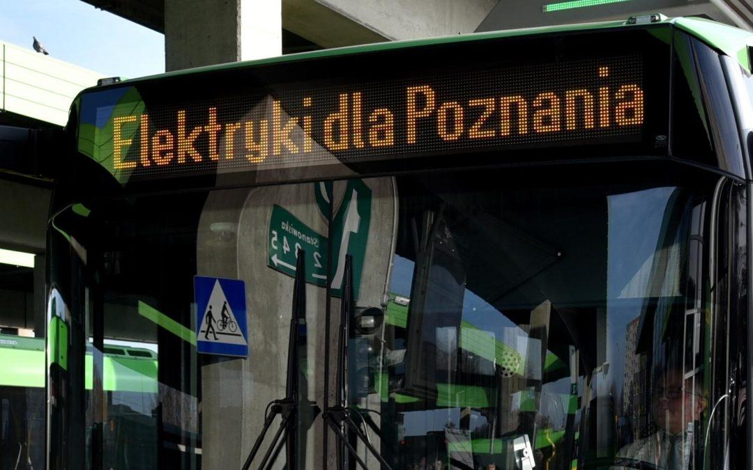 Będą nowe kolejne elektryczne autobusy