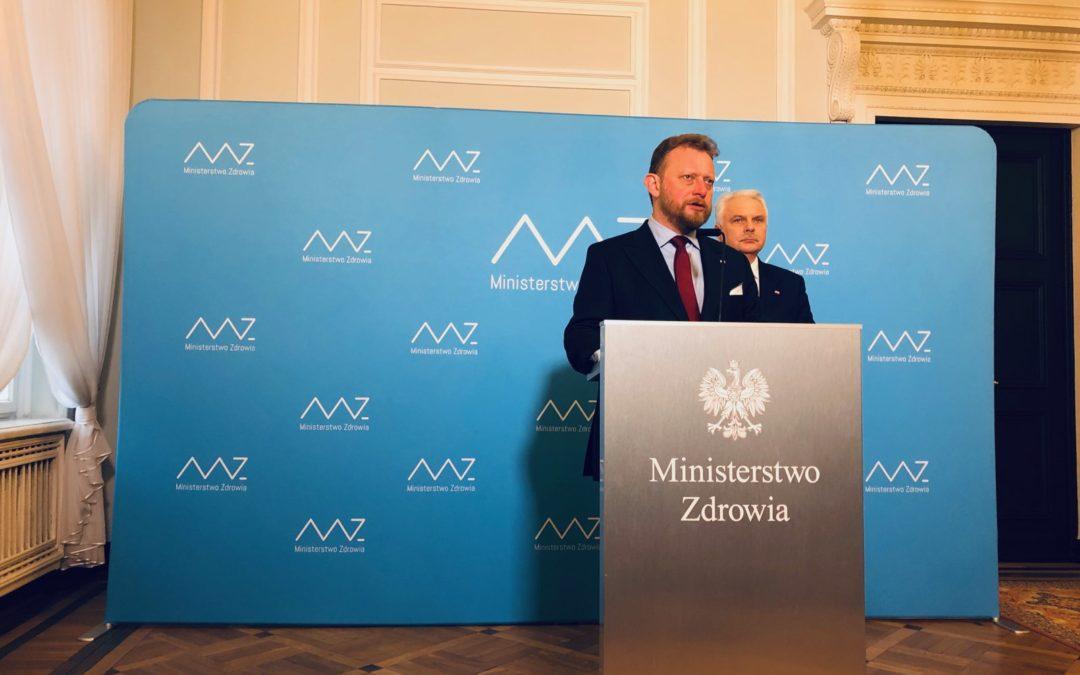Koronawirus – kolejny przypadek w Polsce