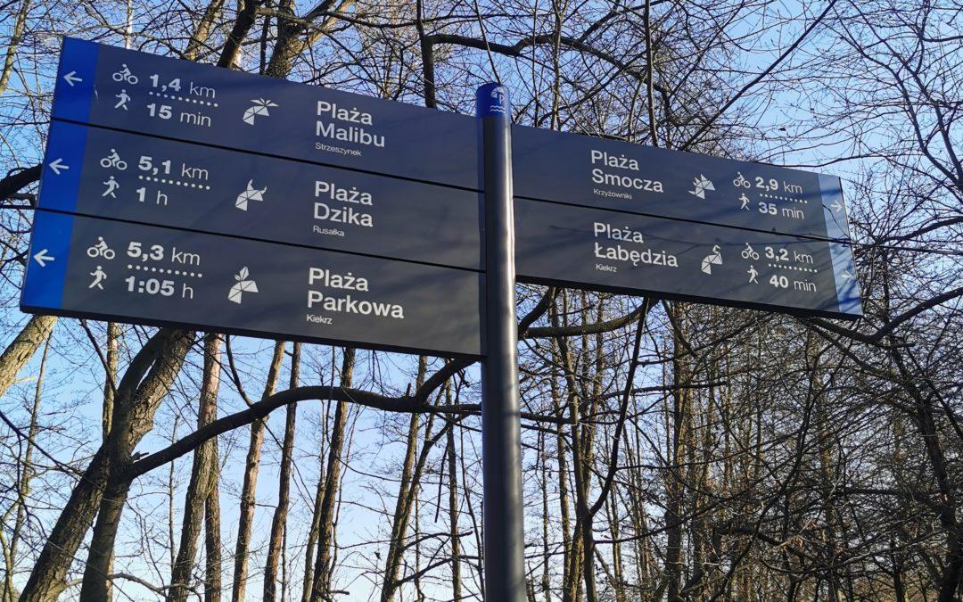 Miejskie lasy Poznania otwarte. Ale…