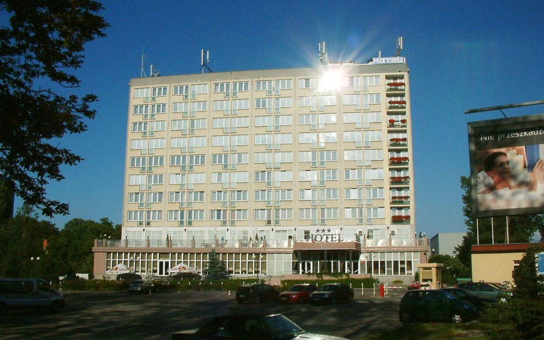 Hotel dla Medyka na Ławicy i izolatorium dla zakażonych w hotelu Ikar