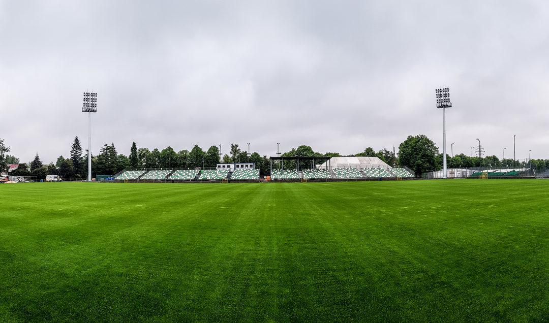 Historyczny moment na stadionie przy Drodze Dębińskiej