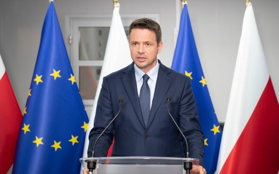 Trzaskowski zażądał powtórzenia wyborów. Jest wniosek do sądu