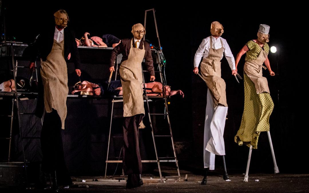 Teatr Biuro Podróży zaprasza na 3. Festiwal na Wolnym Powietrzu