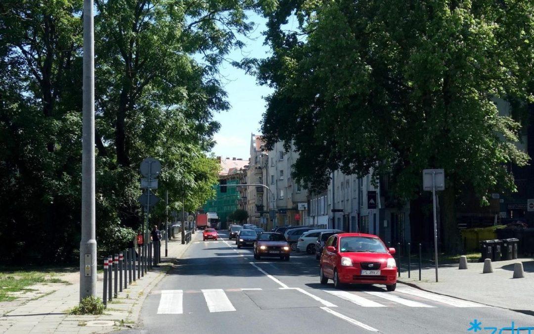 Zmiany na ulicy Jeżyckiej i Poznańskiej