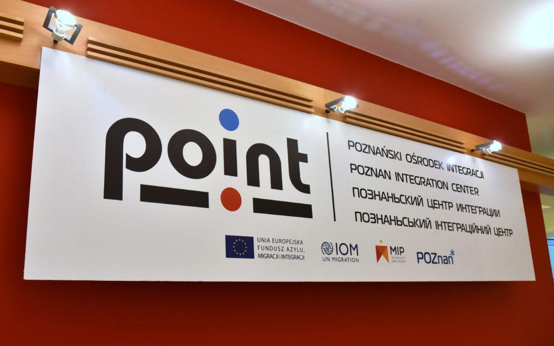 Poznański Ośrodek Integracji ma swoją siedzibę