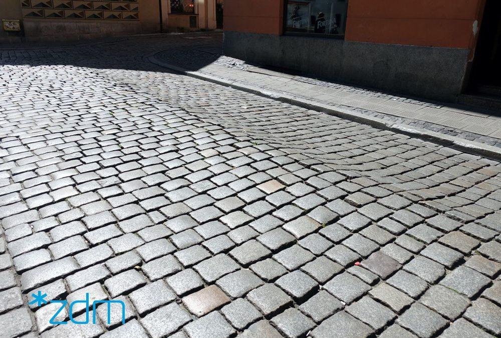 Remont ulicy Rynkowej w Poznaniu