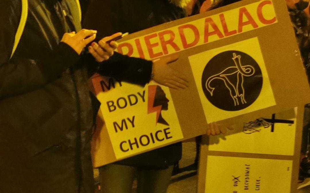5 dzień protestów w Poznaniu. To jeszcze nie koniec
