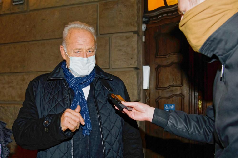 Bez aresztu dla Ryszarda Krauze i czterech innych podejrzanych