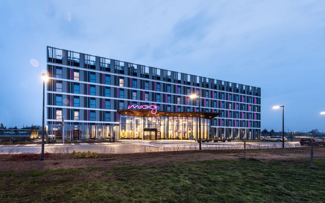 Kolejny hotel w Poznaniu izolatorium