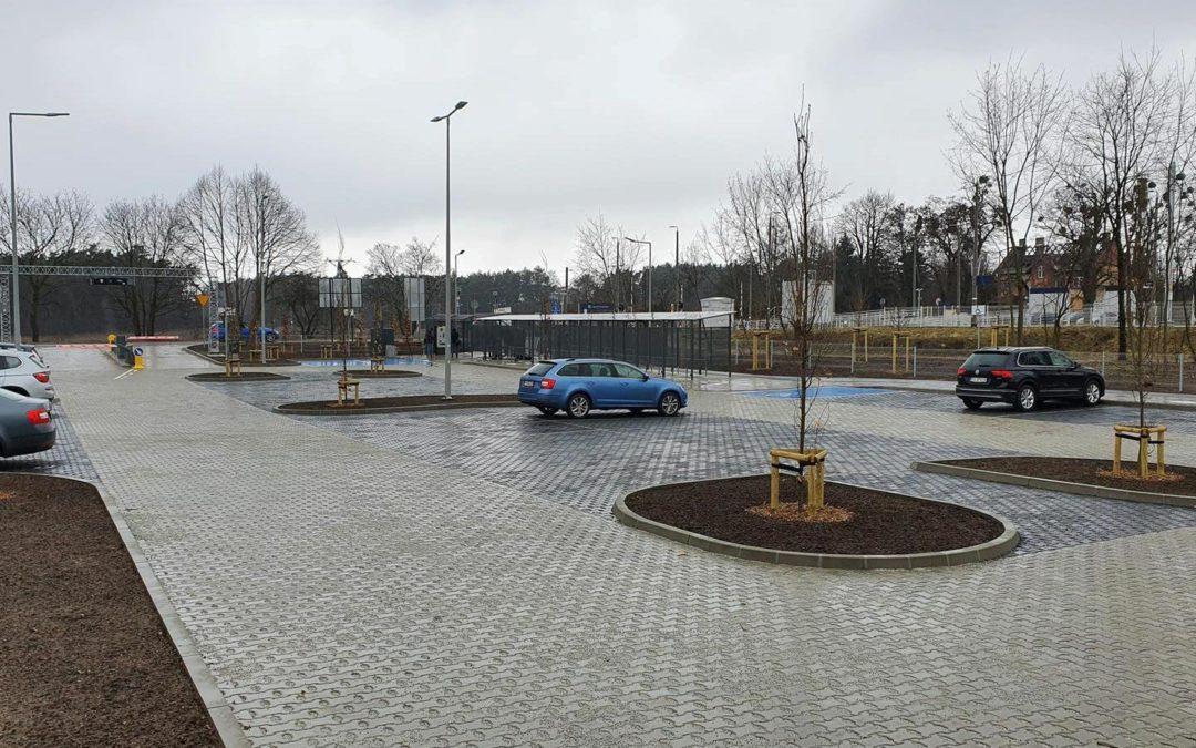 Parkingi typu Parkuj i Jedź otwarte
